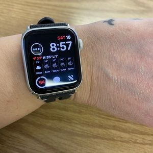 Up for possible trade!  Apple Watch Nike series 4